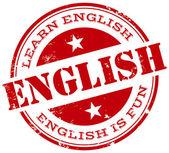Anglická razítko