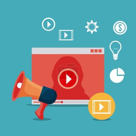 Digital and social marketing