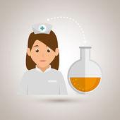 Lékařská zdravotní péče design