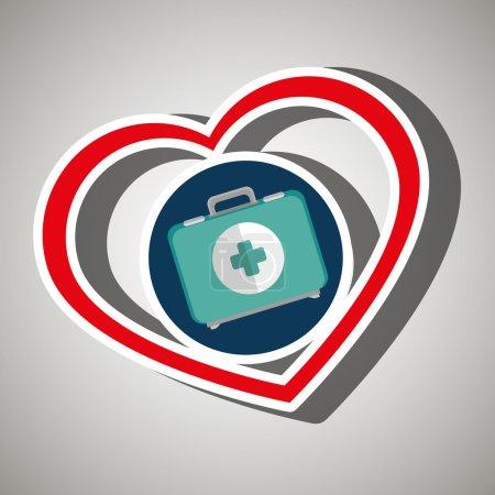 symbol medicine services icon