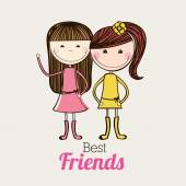 Best friends design