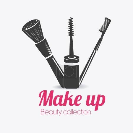 Make up design.