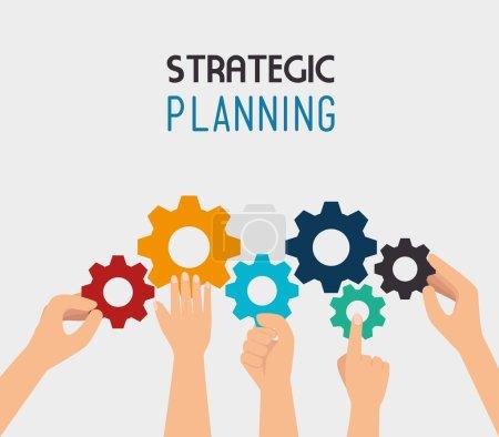 Strategic planning design