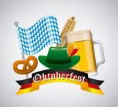Vítejte Oktoberfest design