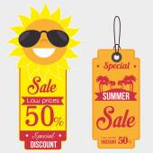 Letní výprodej akce