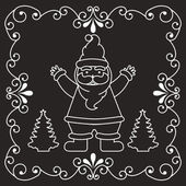 Veselé vánoční design