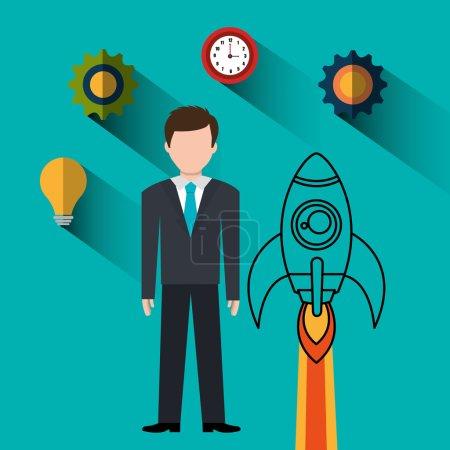 Start up business company