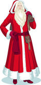 French Christmas Character Pere Noel cartoon