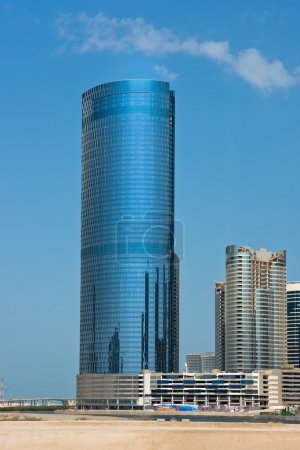 Abu Dhabi new district