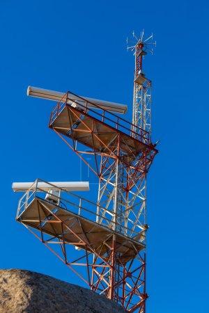 Navigation Communication Tower