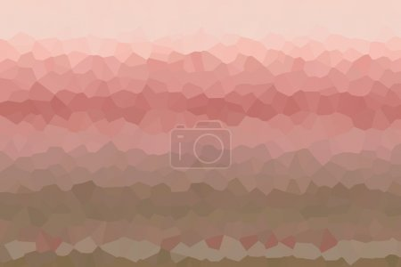 Photo pour Fond de mosaïque colorée abstraite. Couleurs verts et roses - image libre de droit