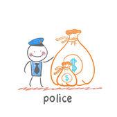 Policejní ikona