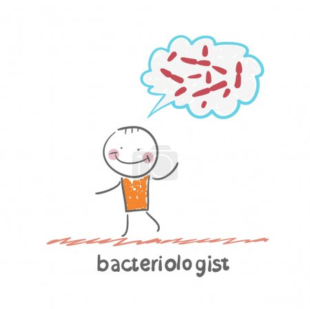 Bacteriologist icon