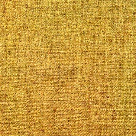grunge texturé naturel jute un sac jute sac texture, beige jaune brun grungy vintage pays mettant à sac toile, grand détaillée closeup fond macro