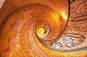 Opatství v Melku císařské schody