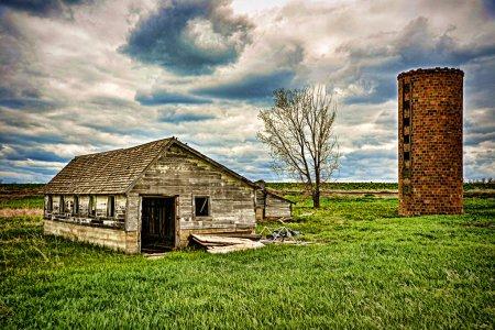 Colorado Milk Barn