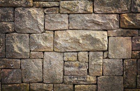 Photo pour Image de mur en pierre naturelle. Contexte abstrait . - image libre de droit
