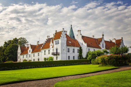 Bosjo convent and castle