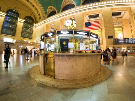 The Grand Central Terminal in New York