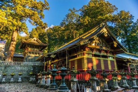 Toshogu Shrine, Nikko, Japan.
