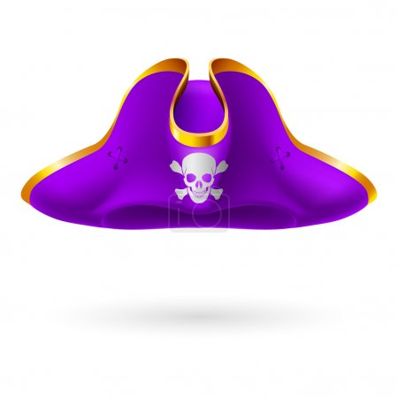 Pirate cocked hat