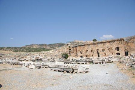 Ancient city of Hierapolis