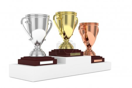 Three precious cups
