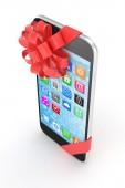 Smartphone s stuhou luk