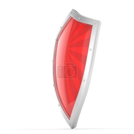 3d shield icon