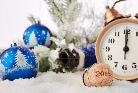 New Years Champagne cork new years 2015