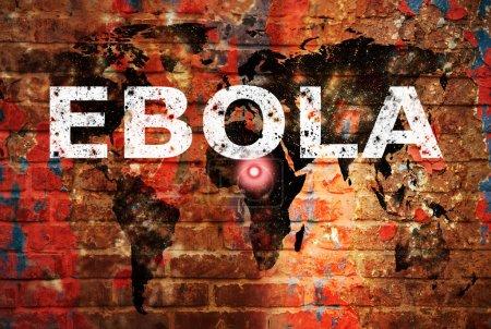 Photo for Ebola background - Royalty Free Image
