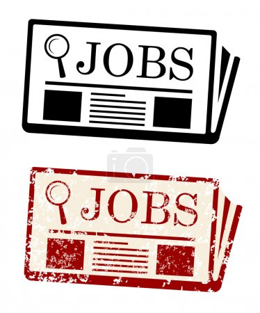 Jobs in newspaper