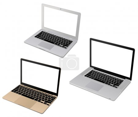 Apple laptop collection
