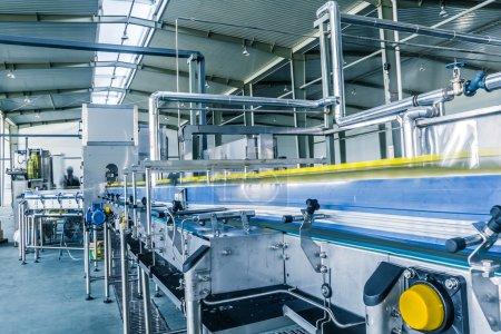 zakład produkcji napojów w Chinach