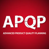Vector illustration of Advanced product quality planning framework