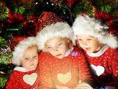 Vtipné vánoční děti