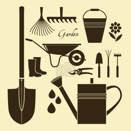 Garden tools for  Gardening