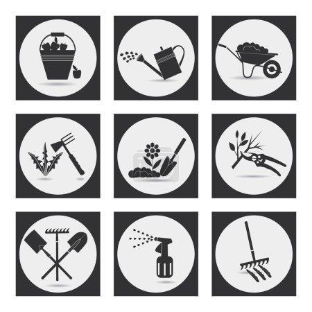 Icons of organic farming