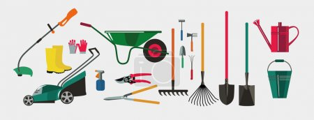 Working Tools for garden