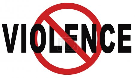 No violence or aggression stop