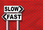 Rychlý nebo pomalý
