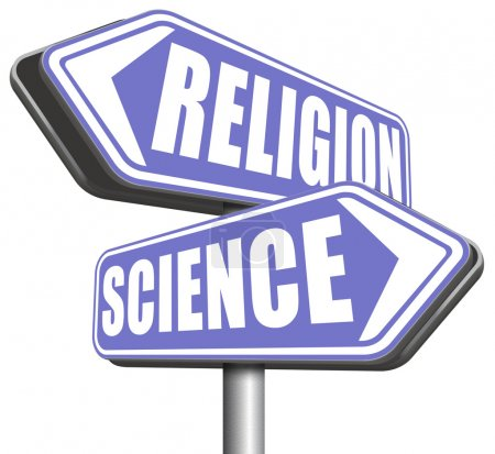 Religion science relationship sign