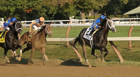Liam's Map Wins The Woodward Stakes