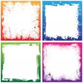 Four color frames