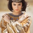 Portrait of young woman with luxury makeup. Beauti...