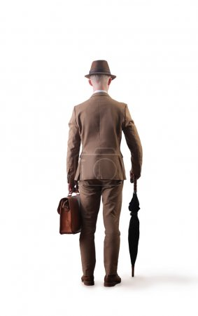 Man with suit