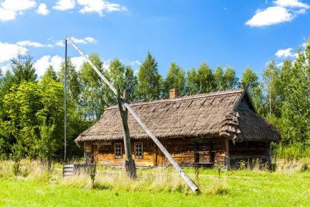 ethnographic park of Russian culture, Bialowieski national park