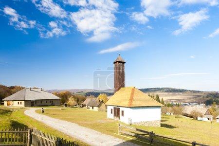 Museum of Ukrainian village, Svidnik, Slovakia...