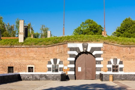 Small Fortress Theresienstadt, Terezin