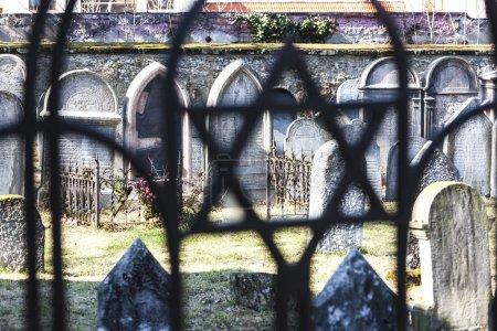 Jewish cemetery, Hermanuv Mestec